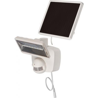 Brennenstuhl Solar LED-Strahler SOL 800 IP44 mit Infrarot-Bewegungsmelder weiß