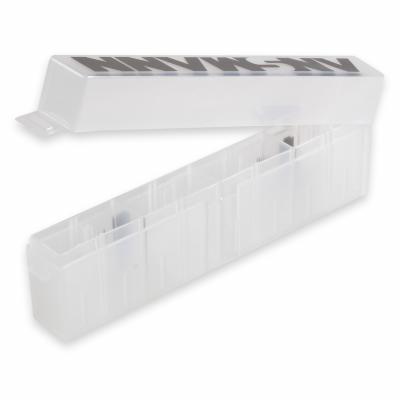 Ansmann Akku-Aufbewahrungsbox für bis zu 8 Zellen