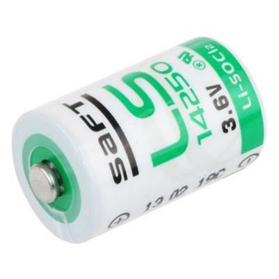 SAFT Lithium Batterie LS14250 - 1/2AA - 3,6V