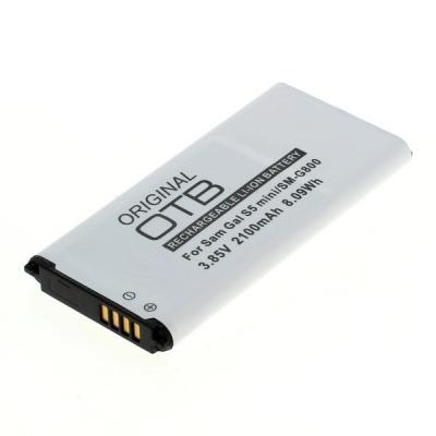 OTB Akku kompatibel zu Samsung Galaxy S5 Mini Li-Ion mit integrierter NFC-Antenne