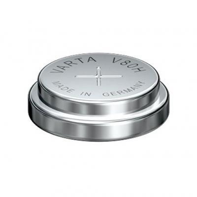 Varta Knopfzellen-Akku V80H - 1,2V / 80mAh
