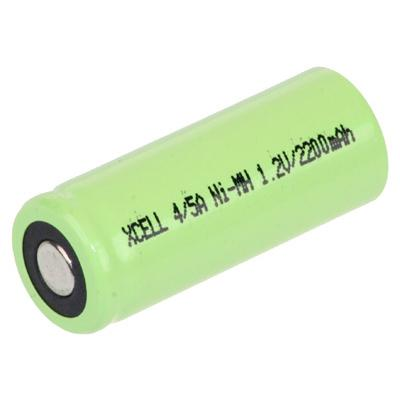 XCell NiMH Industriezelle 4/5A 1,2V / 2200mAh