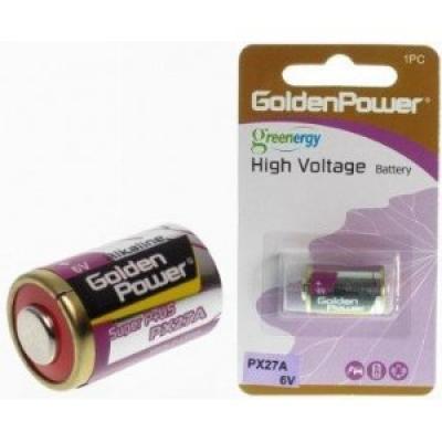 Golden Power Alkaline-Batterie PX27G 6V (V27PX)