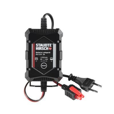 Batterie Ladegerät SH-3.170 6V / 12, 2A