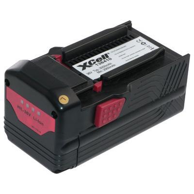 XCell Werkzeugakku für Hilti Li-Ion 36V / 3000mAh