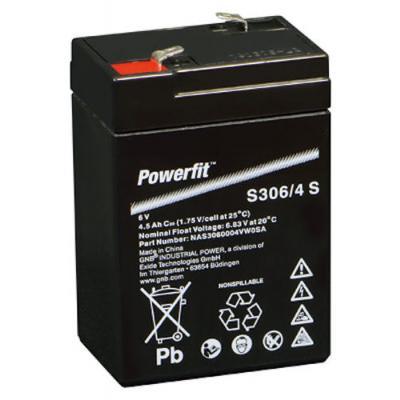 Sonnenschein Blei-Akku Powerfit S306/4S 6V/4,5Ah