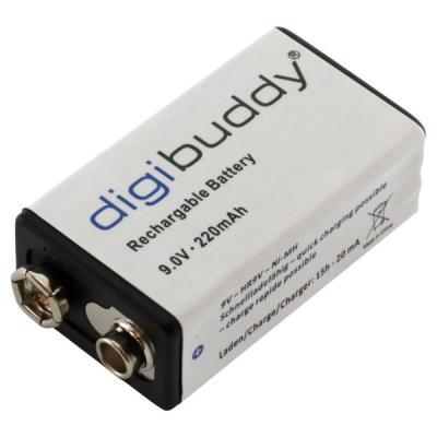 digibuddy Akku 9V-Block