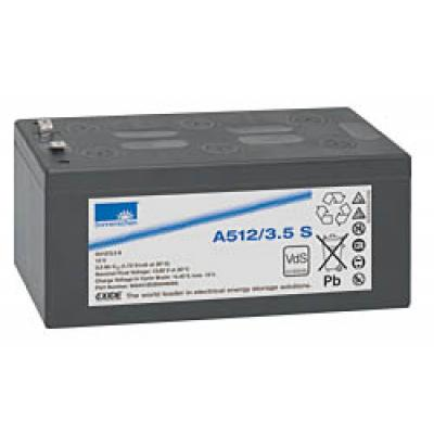 Sonnenschein Blei-Gel-Akku 12V / 3,5Ah dryfit A512/3,5S