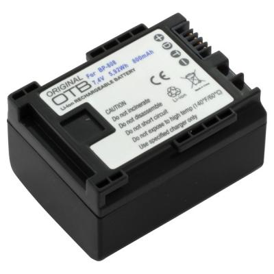 OTB Akku kompatibel zu Canon BP-808 Li-Ion