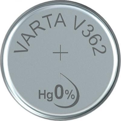 Varta Uhrenbatterie Silberoxid V362 - SR721 - SR56 - SR721SW
