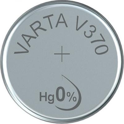 Varta Uhrenbatterie Silberoxid V370 - SR69 - SR920W