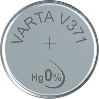 Varta Uhrenbatterie Silberoxid V371 - SR69 - SR920SW