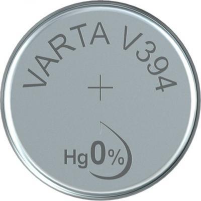 Varta Uhrenbatterie Silberoxid V394- SR45 - SR936SW