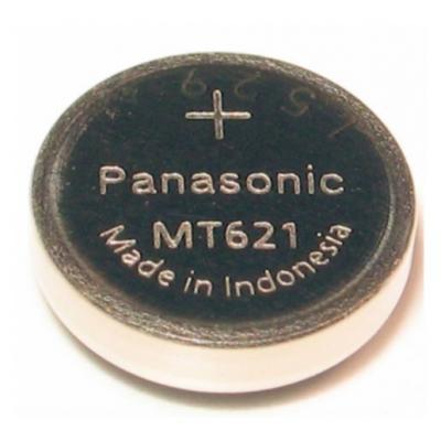 Panasonic Akku MT621 Akku für Solar Uhren, MT 621, 2,5mAh