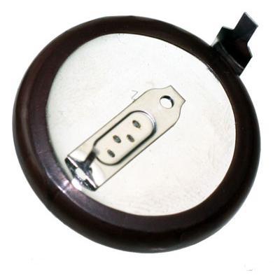 Panasonic Lithium-Knopfzelle VL2330-HFN Pin1/1 +/- liegend, aufladbar