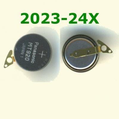 Panasonic Akku MT920 / 3023-24X mit Fähnchen