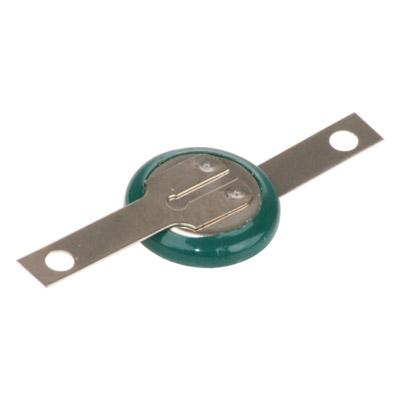 Varta Knopfzellen-Akku V18HRT 1,2V - 18mAh mit Lötfahnen Z-Form