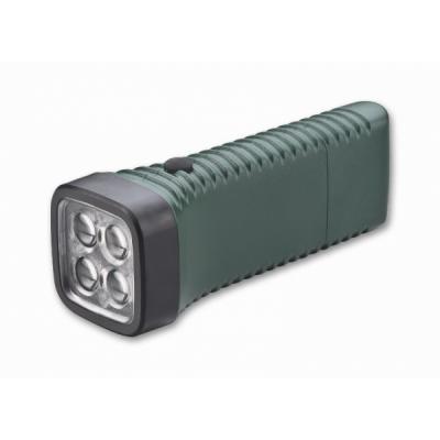 AccuLux MultiLED Akku-Taschenlampe grün