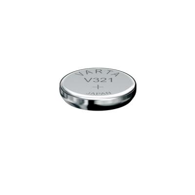 Varta Uhrenbatterie Silberoxid V321 - SR65 - SR616SW