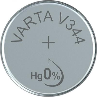 Varta Uhrenbatterie Silberoxid V344 - SR42 - SR1136SW