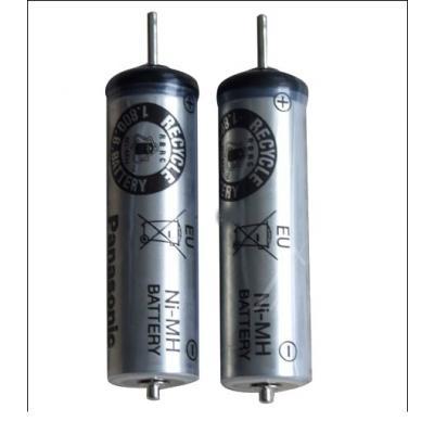 2 Stück NiMH Akku für Panasonic WES7038L2506 (2508) ES7101, ES7102, ES7109, ES7036, ES7038