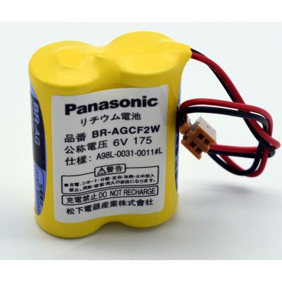 Panasonic Batteriepack BR-AGCF2W Lithium 6V 2200mAh