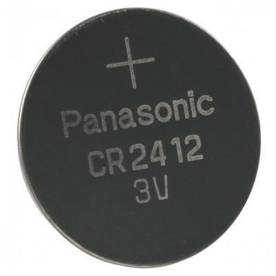 Panasonic Lithium-Knopfzelle CR2412