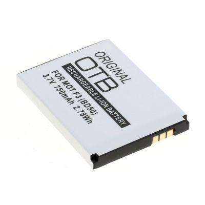 OTB Akku kompatibel zu Motorola BD50 Li-Ion
