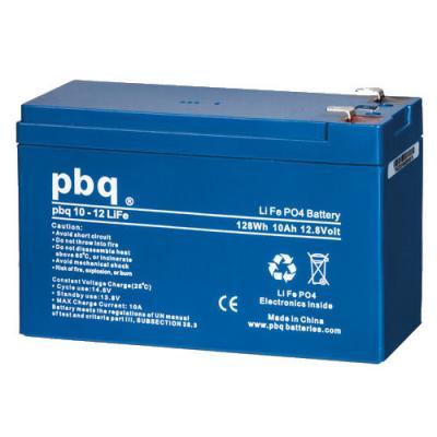 pbq LiFe 10-12 - LiFe Akku mit 12V und 10Ah