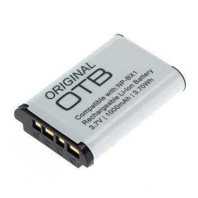OTB Akku kompatibel zu Sony NP-BX1 Li-Ion