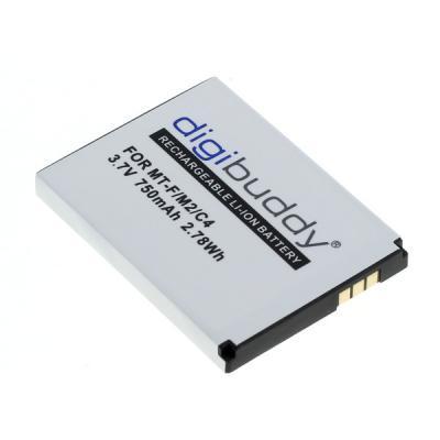 digibuddy Akku kompatibel zu AVM FRITZ!Fon MT-F Li-Ion
