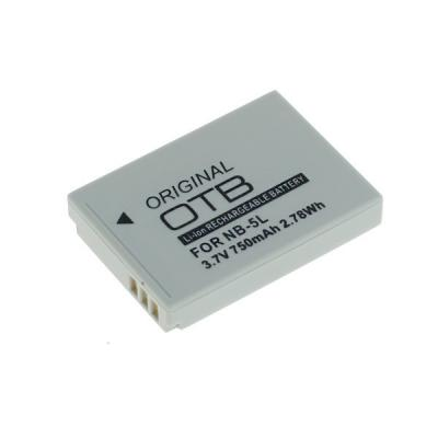 OTB Akku kompatibel zu Canon NB-5L Li-Ion