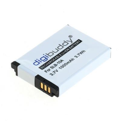 digibuddy Akku kompatibel zu Samsung SLB-10A / JVC BN-VH105 Li-Ion