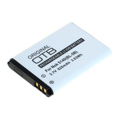 digibuddy Akku kompatibel zu Nokia 5140/6020/7260/5320 (BL-5B) Li-Ion