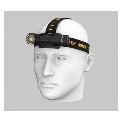 Armytek Taschenlampe / Kopflampe Wizard C2 Pro Magnet USB (weiß)