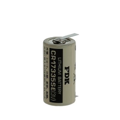 FDK Batterie CR17335SE-T1 - Lithium 3,0V 1800mAh - bulk