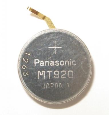 Panasonic Akku MT920 / 295-34 mit Fähnchen