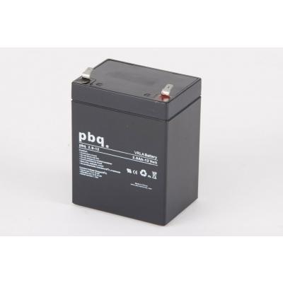 pbq 2.9-12 Bleiakku 12V/2,9Ah/4,8mm