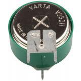 Varta Akkupack 2/V250H - 2,4V / 250mAh, Säule, Print 2/1 ++/-