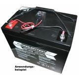 Batterie Aktivator 12V / 24V, 10-200Ah