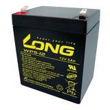 Kung Long Blei-Gel-Akku WP5-12, 12 V, 5,0 Ah