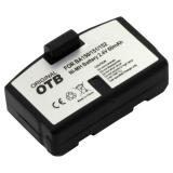 OTB Akku kompatibel zu Sennheiser BA 150 / BA 151 / BA 152 NiMH