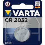 Varta Batterie Professional Electronics CR2032 6032