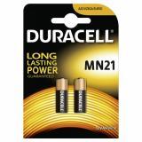 2x Duracell Alkaline-Batterie 12V 23A-MN21-A23-K23A-LRV08-L1028