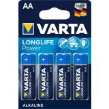 Varta Batterie High Energy AA Mignon 4906 - 4er-Blister