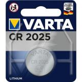 Varta Batterie Professional Electronics CR2025 6025