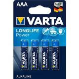 Varta Batterie High Energy AAA Micro 4903 - 4er-Blister