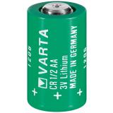 Varta Lithium Batterie CR1/2AA (6127) 3,0V 950mAh (BR1/2AA, CR14250SE)