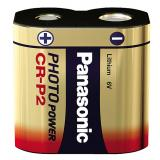 Panasonic Lithium-Batterie CR-P2