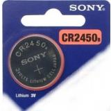 Sony Lithium-Knopfzelle CR2450N